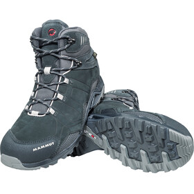 Mammut M's Comfort Tour Mid GTX Surround Shoes graphite-taupe